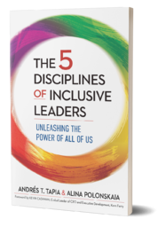 3d-book-the-five-disciplines-of-inclusive-leaders-by-andres-tapia-and-alina-polonskaia