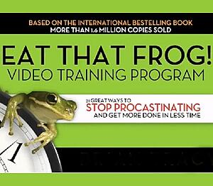 eat frog training