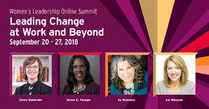 Women's Leadership Online Summit
