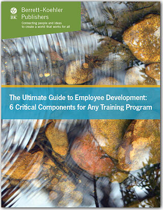 ebook Cover Image - The Ultimate Guide to Employee Development v4